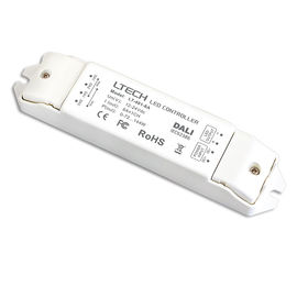 China DALI Led Dimming Driver,12-24V 6A*1CH Constant Voltage Dali Low Voltage Driver supplier