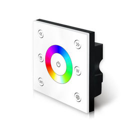 China Simple Operation Wall Mount LED Controller RGB RGBW Panel Controller supplier