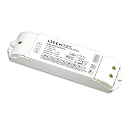 China 0-10V Dimmable Driver AC100-240V,150-900mA 25W Constant Current Power Driver factory