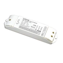 China 0-10V Dimmable Driver AC100-240V,200-1200mA 36W Constant Current Power Driver factory