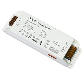 24v Constant Voltage Dimmable Led Driver DMX512 / RDM Long Using Life
