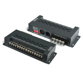 China 8 Channel LED DMX Decoder Anti - Lightning Strike And ESD Protection distributor