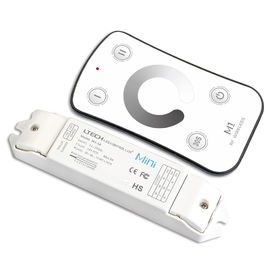 Portable ABS Led Strip Light Touch Remote Controller Low Power Consumption