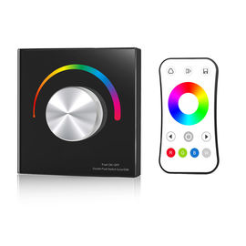 China Fashionable Appearance RGB LED Light Controller Rotary Knob With Remote Control distributor