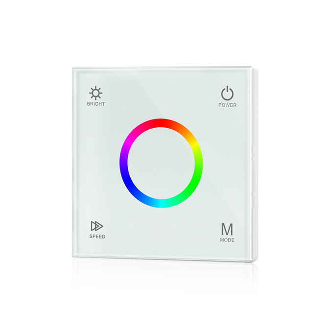 RGB Led Controller Touch Panel